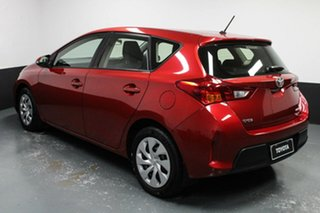 2014 Toyota Corolla ZRE182R Ascent S-CVT Red 7 Speed Constant Variable Hatchback