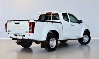 2017 Isuzu D-MAX MY17 SX Space Cab 4x2 High Ride White 6 Speed Sports Automatic Utility.
