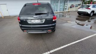 2012 Ford Territory SZ Titanium Seq Sport Shift Black 6 Speed Sports Automatic Wagon.