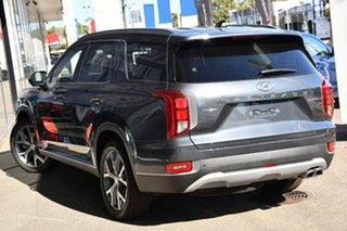 2020 Hyundai Palisade LX2.V1 MY21 Highlander (8 Seat) Steel Graphite 8 Speed Automatic Wagon.