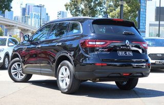 2017 Renault Koleos HZG Life X-tronic Black 1 Speed Constant Variable Wagon.