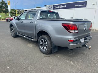 2015 Mazda BT-50 UR0YF1 XTR Silver 6 Speed Sports Automatic Utility