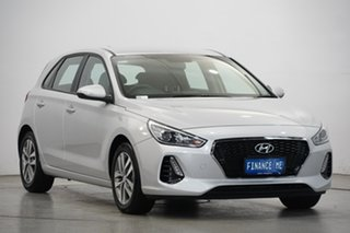 2020 Hyundai i30 PD.3 MY20 N Line D-CT Polar White 7 Speed Sports Automatic Dual Clutch Hatchback.