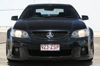 2011 Holden Commodore VE II SV6 Black 6 Speed Sports Automatic Sedan