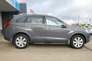 2010 Holden Captiva CG MY10 LX (4x4) Grey 5 Speed Automatic Wagon