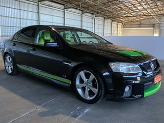 2012 Holden Commodore VE II MY12.5 Omega Black 6 Speed Sports Automatic Sedan.
