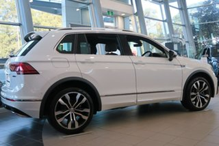 2020 Volkswagen Tiguan 5N MY20 162TSI DSG 4MOTION Highline White 7 Speed