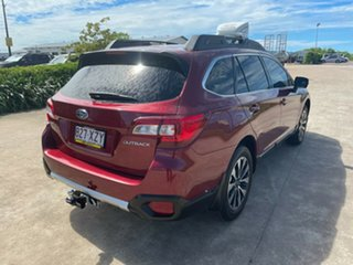 2017 Subaru Outback B6A MY17 2.5i CVT AWD Red/301117 6 Speed Constant Variable Wagon.