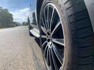 2017 Mercedes-Benz GLC350D 253 MY18 Black 9 Speed Automatic Wagon.
