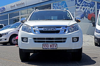 2015 Isuzu D-MAX MY15 LS-Terrain Crew Cab White 5 Speed Sports Automatic Utility.