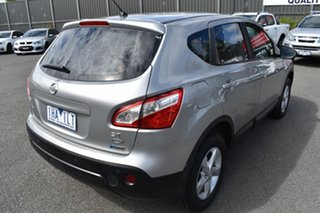2011 Nissan Dualis J10 Series II MY2010 ST Hatch X-tronic Grey 6 Speed Constant Variable Hatchback.