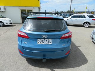 2013 Hyundai i30 GD Tourer Active 1.6 CRDi Blue 6 Speed Automatic Wagon