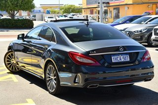 2016 Mercedes-Benz CLS-Class C218 806+056MY CLS250 d Coupe 7G-Tronic + Black 7 Speed.