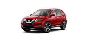2021 Nissan X-Trail T32 MY21 Ti X-tronic 4WD Ruby Red 7 Speed Constant Variable Wagon