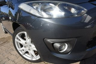 2008 Mazda 2 DE Maxx Grey 4 Speed Automatic Hatchback.