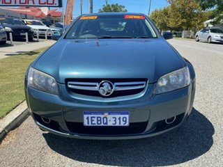 2009 Holden Berlina VE MY09.5 Blue 4 Speed Automatic Sportswagon.
