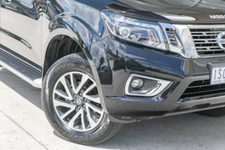 2020 Nissan Navara D23 S4 MY20 ST-X Black 7 Speed Sports Automatic Utility.