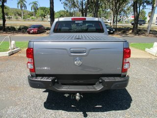 2015 Holden Colorado RG MY15 LS Crew Cab 4x2 Grey 6 Speed Sports Automatic Utility