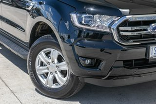 2020 Ford Ranger PX MkIII 2020.75MY XLT Hi-Rider Black 6 Speed Sports Automatic Double Cab Pick Up.