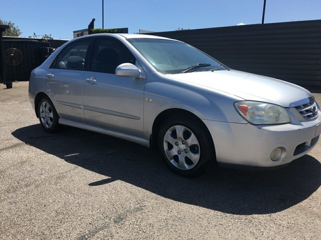 Used Kia Cerato LD MY06 EX Blair Athol, 2005 Kia Cerato LD MY06 EX 5 Speed Manual Sedan