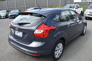 2014 Ford Focus LW MkII Ambiente PwrShift Grey 6 Speed Sports Automatic Dual Clutch Hatchback.