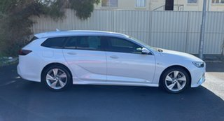 2018 Holden Commodore ZB MY18 RS-V Sportwagon AWD Abalone White 9 Speed Sports Automatic Wagon.