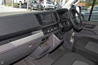 2020 Volkswagen Crafter SY1 MY21 35 MWB FWD TDI410 Grey 8 Speed Automatic Van.