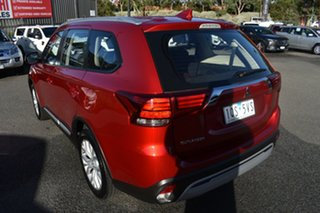 2019 Mitsubishi Outlander ZL MY20 ES 2WD Red 6 Speed Constant Variable Wagon