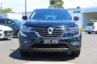 2017 Renault Koleos HZG Life X-tronic Black 1 Speed Constant Variable Wagon