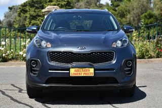 2017 Kia Sportage QL MY17 Si AWD Blue 6 Speed Sports Automatic Wagon.