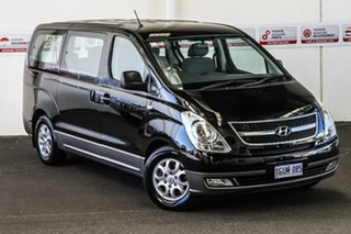 2013 Hyundai iMAX TQ MY13 5 Speed Automatic Wagon.
