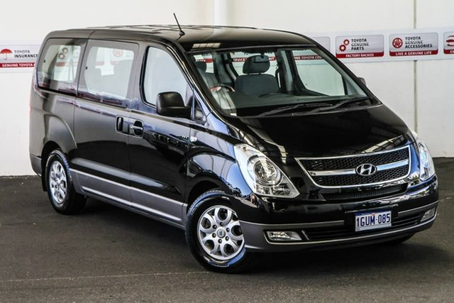 Pre-Owned Hyundai iMAX TQ MY13 Myaree, 2013 Hyundai iMAX TQ MY13 5 Speed Automatic Wagon