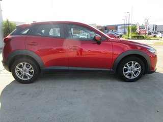2015 Mazda CX-3 DK2W76 Maxx SKYACTIV-MT Red 6 Speed Manual Wagon