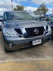 2016 Nissan Patrol Y62 Series 3 TI Grey 7 Speed Sports Automatic Wagon