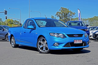 2010 Ford Falcon FG XR6 Ute Super Cab 5 Speed Sports Automatic Utility.