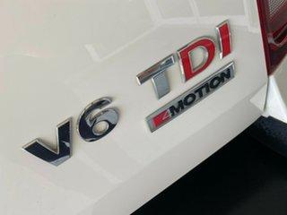 2017 Volkswagen Amarok TDI550 - Sportline White Automatic Dual Cab Utility