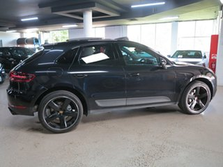 2016 Porsche Macan 95B MY17 S PDK AWD Black 7 Speed Sports Automatic Dual Clutch Wagon