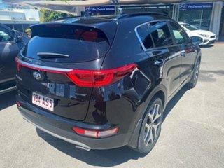 2018 Kia Sportage QL MY18 GT-Line AWD Black Cherry 6 Speed Sports Automatic Wagon