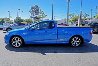 2010 Ford Falcon FG XR6 Ute Super Cab 5 Speed Sports Automatic Utility
