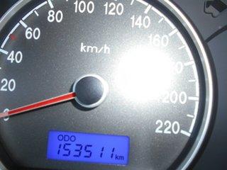 2006 Hyundai Elantra HD SX Silver 5 Speed Manual Sedan