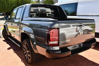 2020 Volkswagen Amarok 2H MY20 TDI580 4MOTION Perm Highline Black Indium Grey 8 Speed Automatic