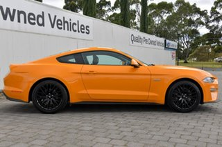 2018 Ford Mustang FN 2018MY GT Fastback SelectShift Orange Fury 10 Speed Sports Automatic Fastback.