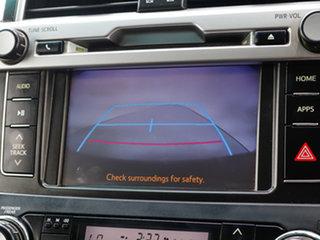 2015 Toyota Landcruiser Prado KDJ150R MY14 GXL (4x4) Silver 5 Speed Sequential Auto Wagon