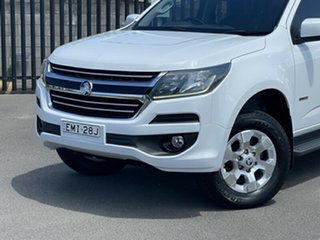 2016 Holden Colorado RG MY17 LS Pickup Crew Cab 4x2 White 6 Speed Sports Automatic Utility
