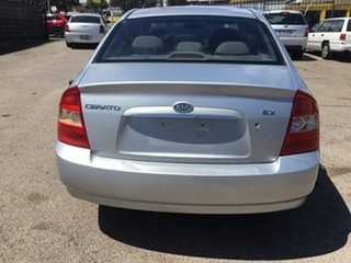 2005 Kia Cerato LD MY06 EX 5 Speed Manual Sedan