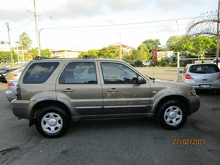 2007 Ford Escape ZC XLS Brown 4 Speed Automatic Wagon