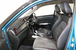 2018 Suzuki Vitara LY S Turbo (2WD) Blue 6 Speed Automatic Wagon