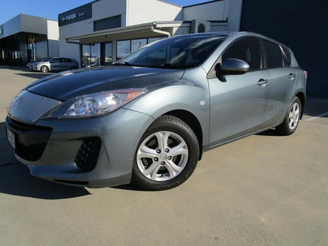 Used Mazda 3 BL10F2 MY13 Neo Activematic Caboolture, 2012 Mazda 3 BL10F2 MY13 Neo Activematic Grey 5 Speed Sports Automatic Hatchback