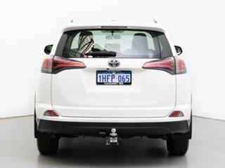 2017 Toyota RAV4 ASA44R MY17 GX (4x4) White 6 Speed Automatic Wagon