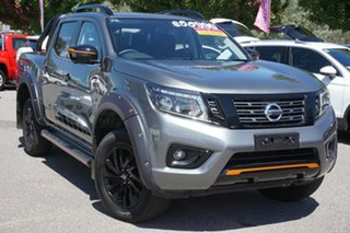 2019 Nissan Navara D23 S4 MY20 N-TREK White 7 Speed Sports Automatic Utility.